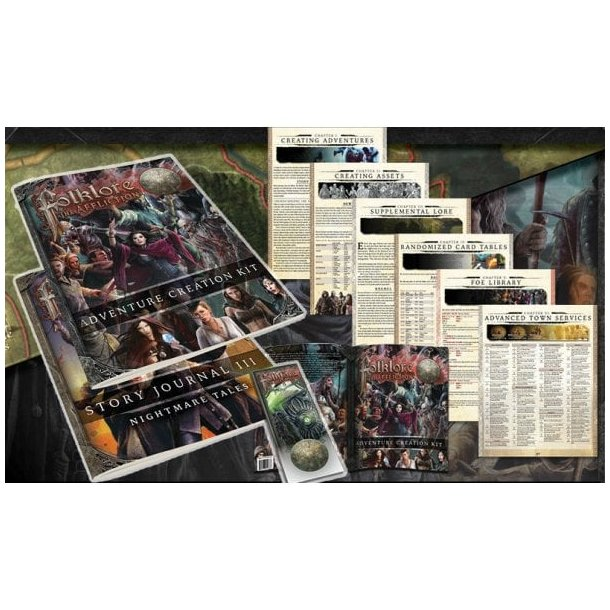 Folklore: Adventure Creation Kit - EN