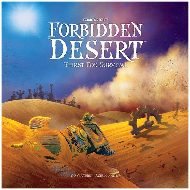 Forbidden Desert - EN