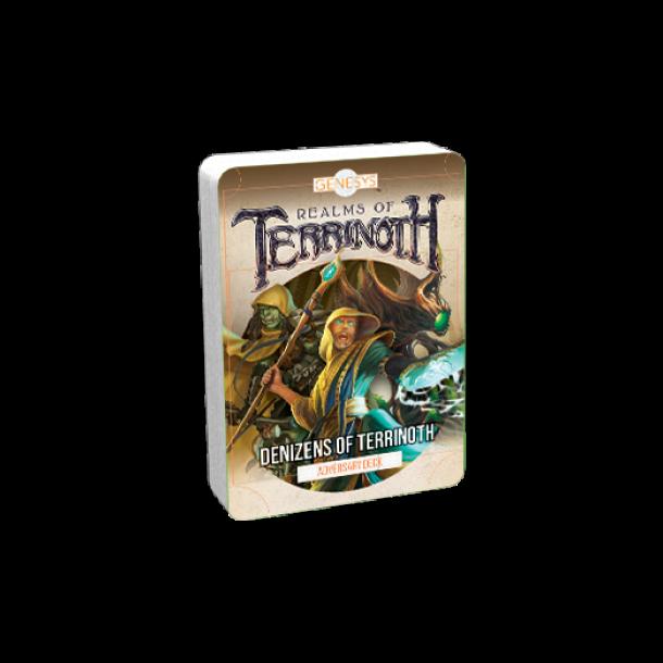 Genesys RPG Denizens of Terrinoth - EN