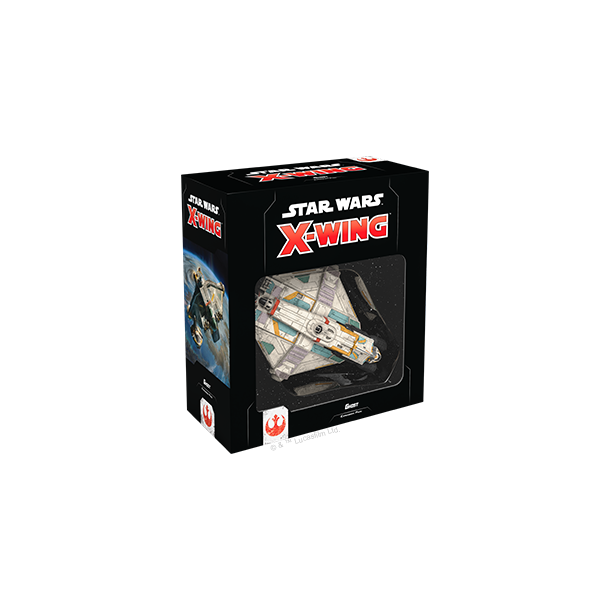 Star Wars: X-Wing (Second Edition) – Ghost Expansion Pack - EN