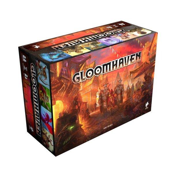 Gloomhaven 5th Printing - EN