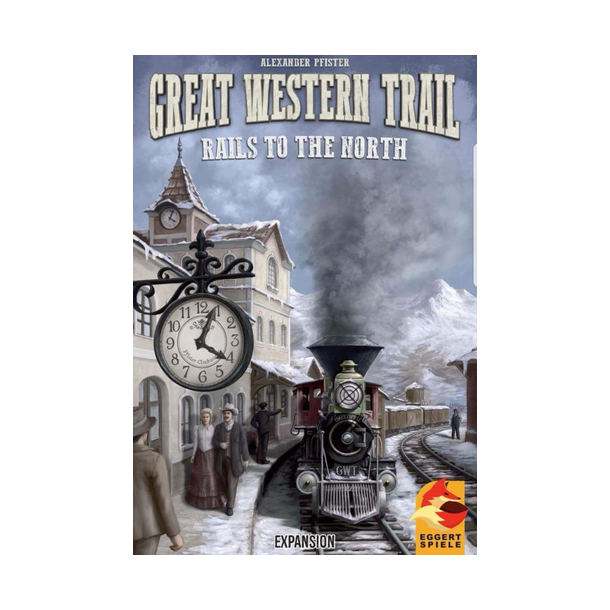 Great Western Trail: Rails to the North - EN