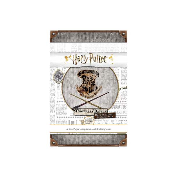 Harry Potter Hogwarts Battle Defence Against The Dark Arts Card Games Vengeful Games