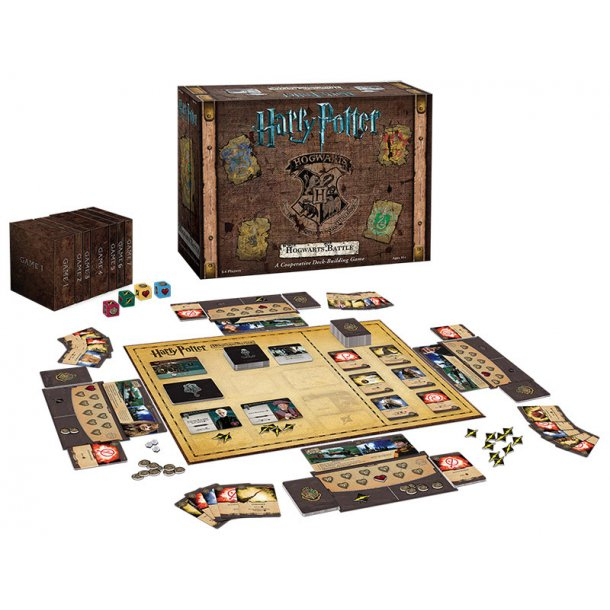 Harry Potter Card Building Game
