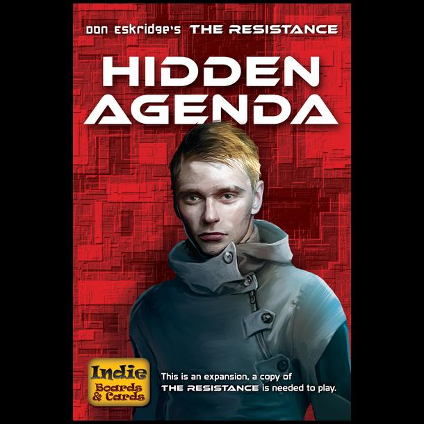 The Resistance: Hidden Agenda - EN