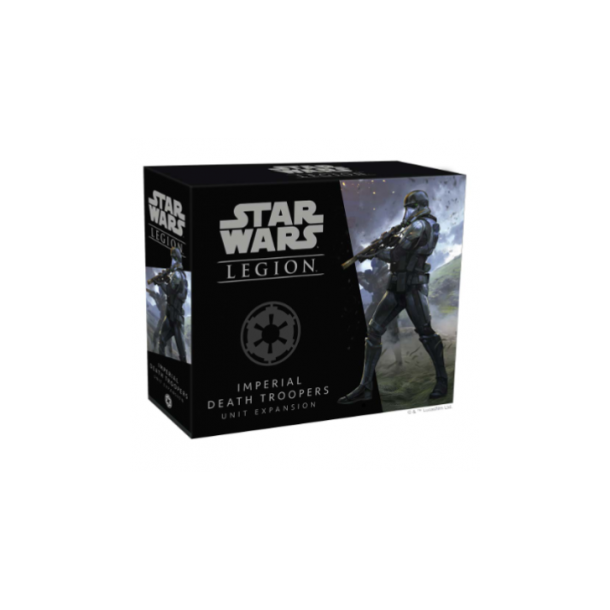 Star Wars Legion - Imperial Death Troopers Unit Expansion - EN