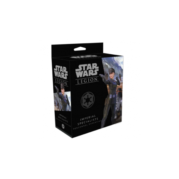 Star Wars Legion - Imperial Specialists Personnel Expansion - EN