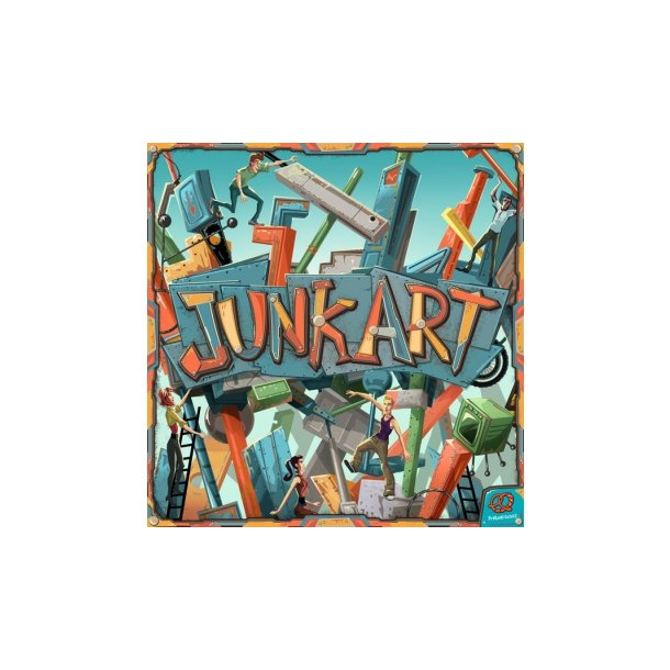 Junk Art Deluxe Edition Wooden En