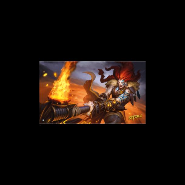 KeyForge: Brute Force Playmat