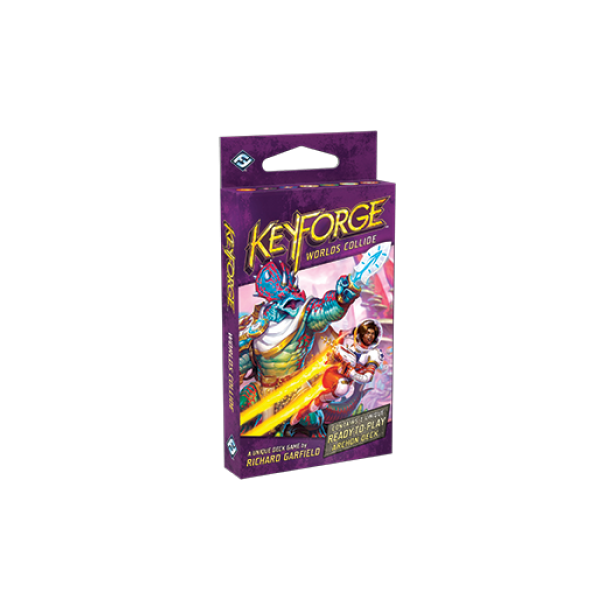KeyForge: Worlds Collide - Archon Deck - EN