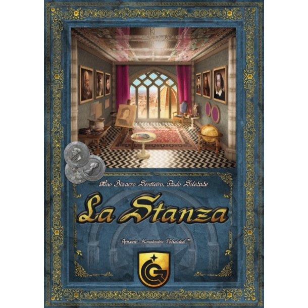 La Stanza (Deluxe Version) - EN (Box Dented)