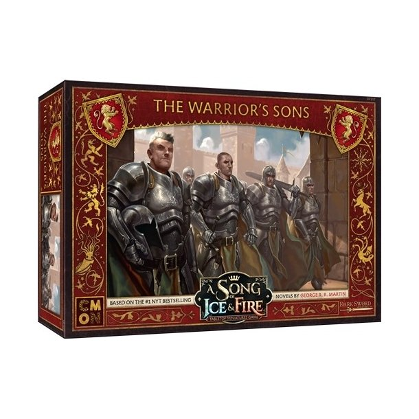 A Song of Ice & Fire: Tabletop Miniatures Game - Lannister Warrior's Sons - EN