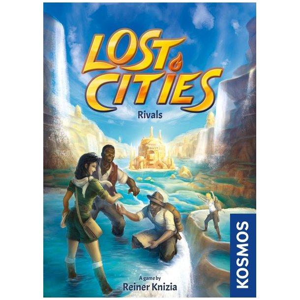 Lost Cities: Rivals (EN)