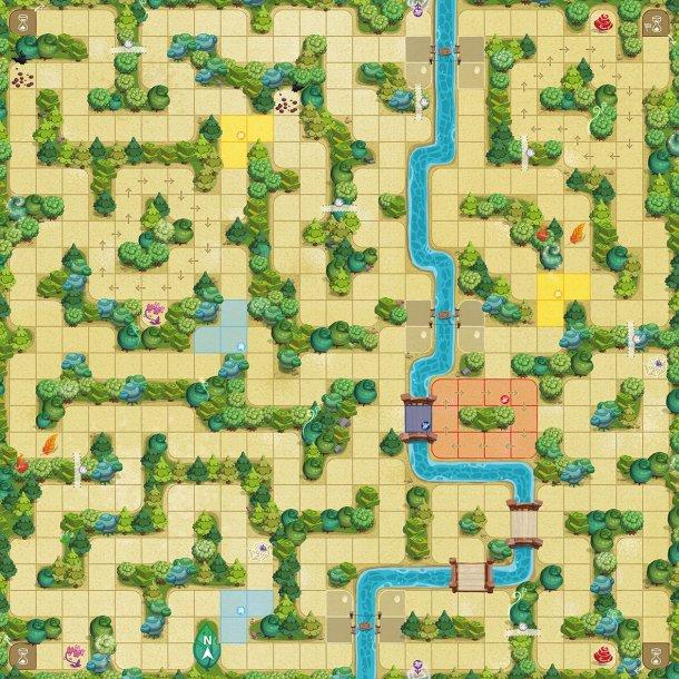 Magic Maze Kids XXL (play mat)