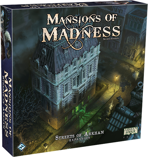 mansions of madness how to play