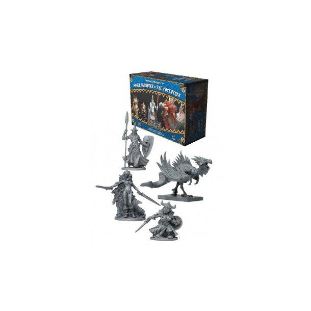 Massive Darkness - Noble Warriors vs The Cockatrix - EN