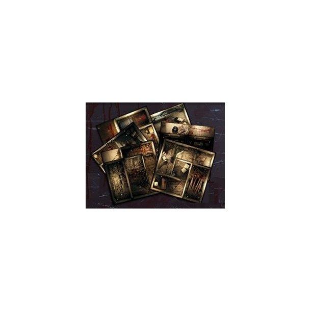 Order of Vampire Hunters Map Tiles Pack