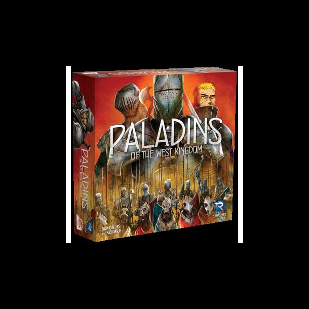 Paladins of the West Kingdom - EN (box dented)
