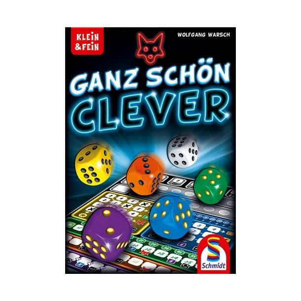 Ganz Schön Clever - DE * Nominated Kennerspiel 2018 *