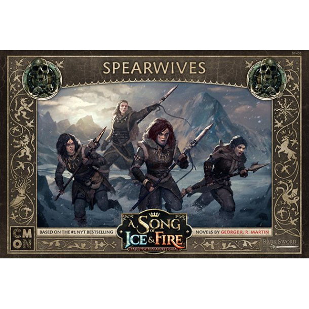 A Song of Ice & Fire: Spearwives - EN