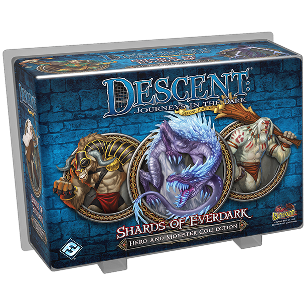 Descent: Journeys in the Dark (Second Edition) - Shards of Everdark