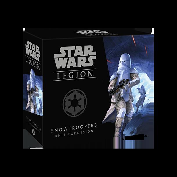 Star Wars Legion - Snowtrooper Assault Unit Expansion - EN