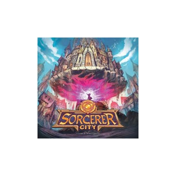 Sorcerer City - EN