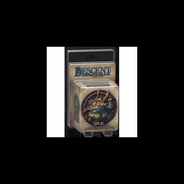 Descent: Journeys in the Dark (Second Edition) - Splig