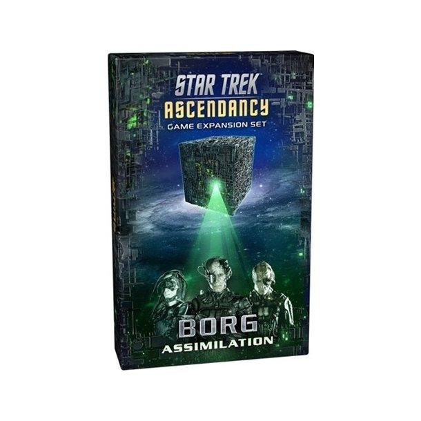 Star Trek Ascendancy: Borg Assimilation Expansion - EN