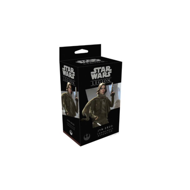 Star Wars Legion - Jyn Erso Commander Expansion - EN