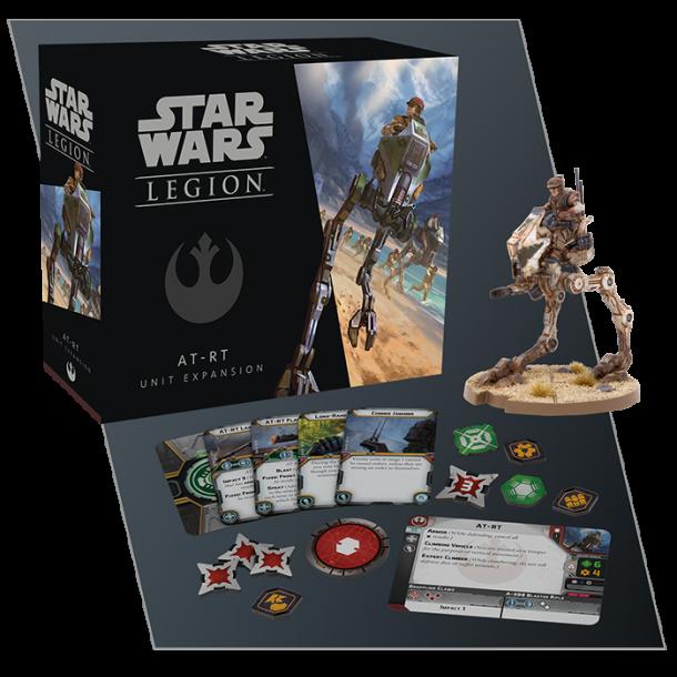 Star Wars Legion - AT-RT Unit Exp.
