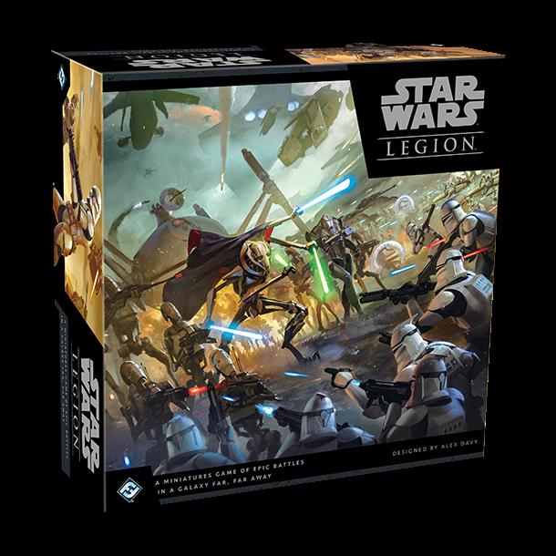 Star Wars Legion: Clone Wars Core Set - EN