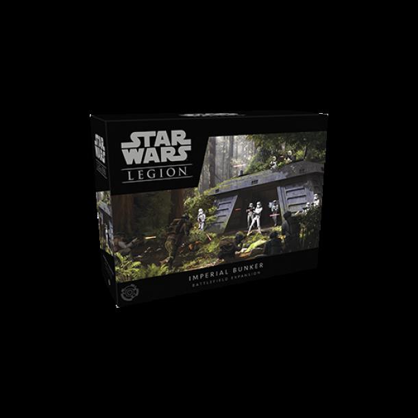 Star Wars Legion: Imperial Bunker Battlefield Expansion - EN