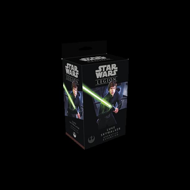 Star Wars Legion: Luke Skywalker Operative Expansion - EN