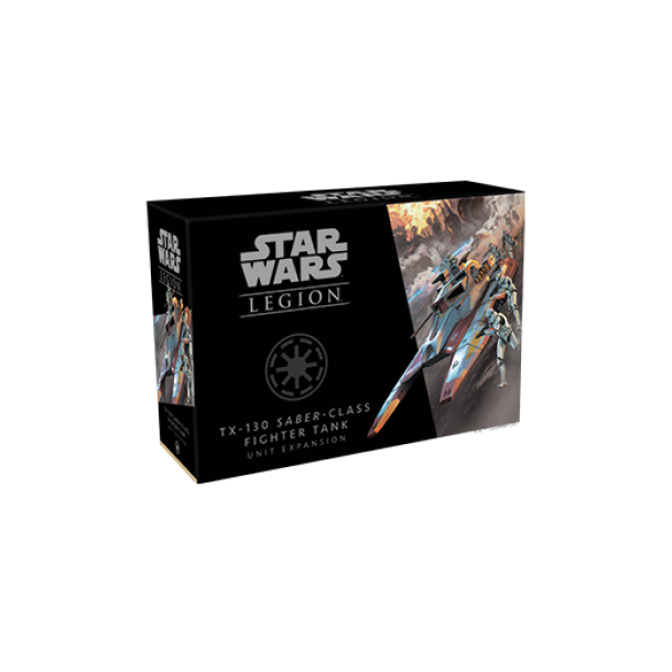 Star Wars Legion: TX-130 Saber-class Fighter Tank Unit Expansion - EN