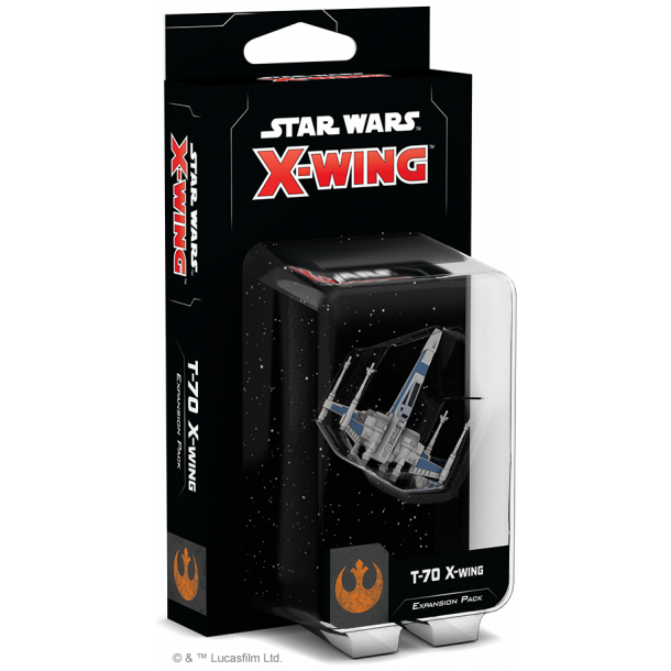 Star Wars X-Wing 2nd Edition: T-70 Exp. Pack - EN