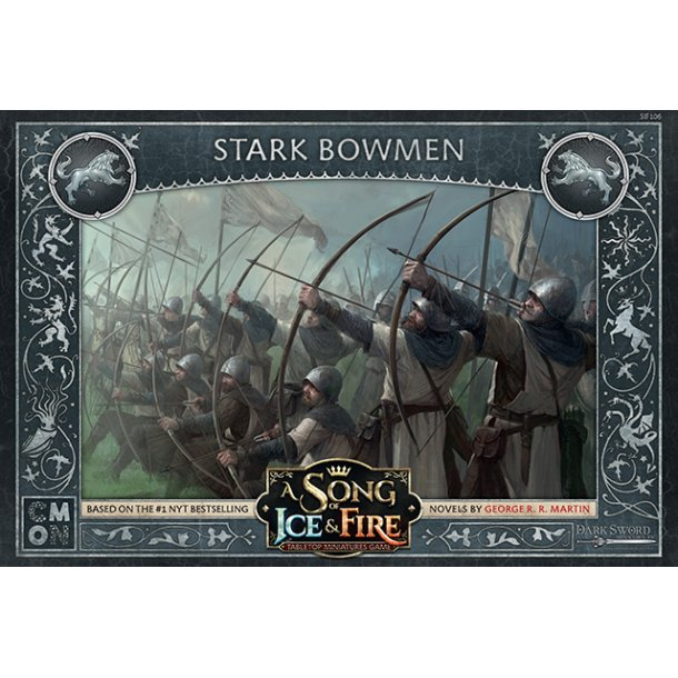 A Song Of Ice And Fire: Stark Bowmen - EN