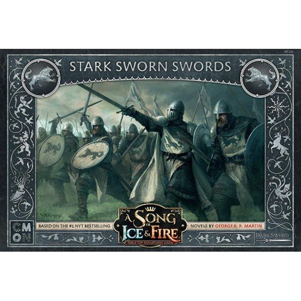 A Song Of Ice And Fire: Stark Sworn Swords - EN