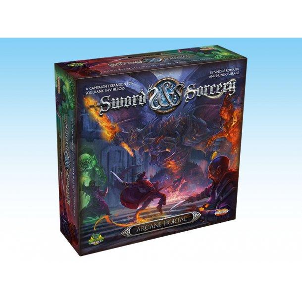 Sword & Sorcery: Arcane Portal - EN
