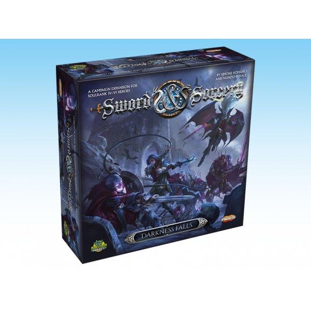 Sword & Sorcery: Darkness Falls - EN