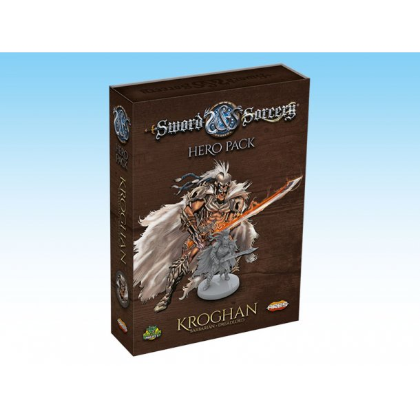 Sword & Sorcery: Kroghan Hero Pack - EN