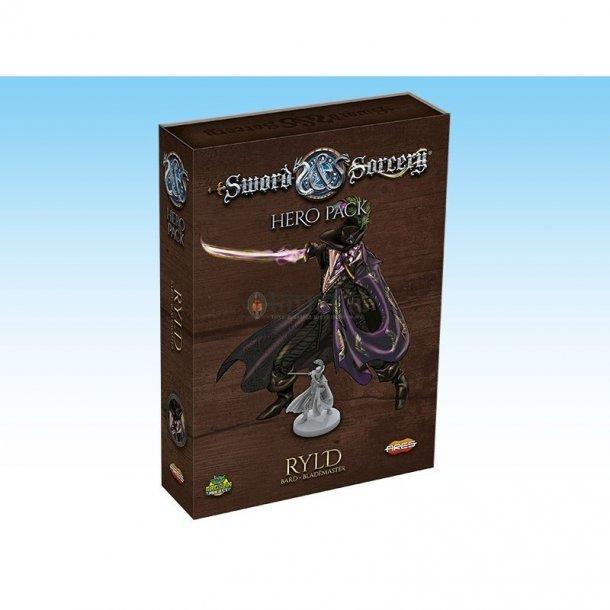 Sword & Sorcery: Ryld Hero Pack - EN