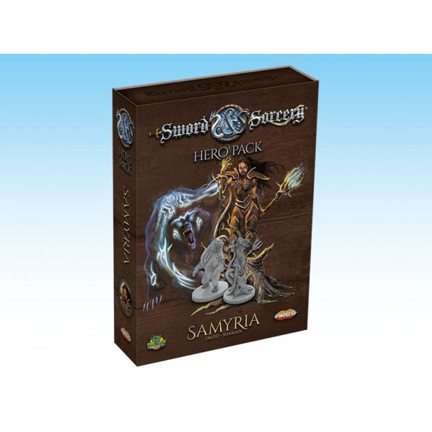 Sword & Sorcery: Samyria Hero Pack - EN