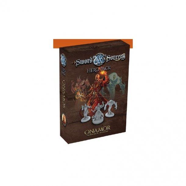 Sword & Sorcery: Onamor Hero Pack - EN