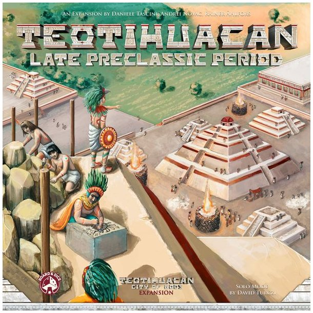 Teotihuacan: Late Preclassic Period Expansion - EN