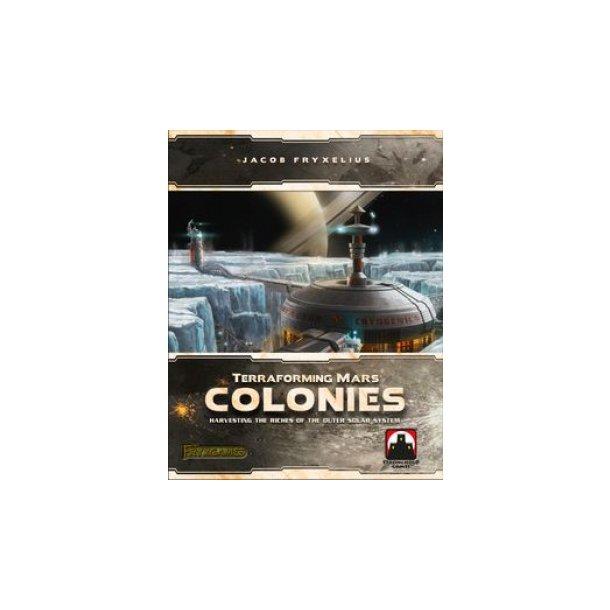 Terraforming Mars: The Colonies - EN