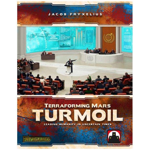 Terraforming Mars - Turmoil - EN