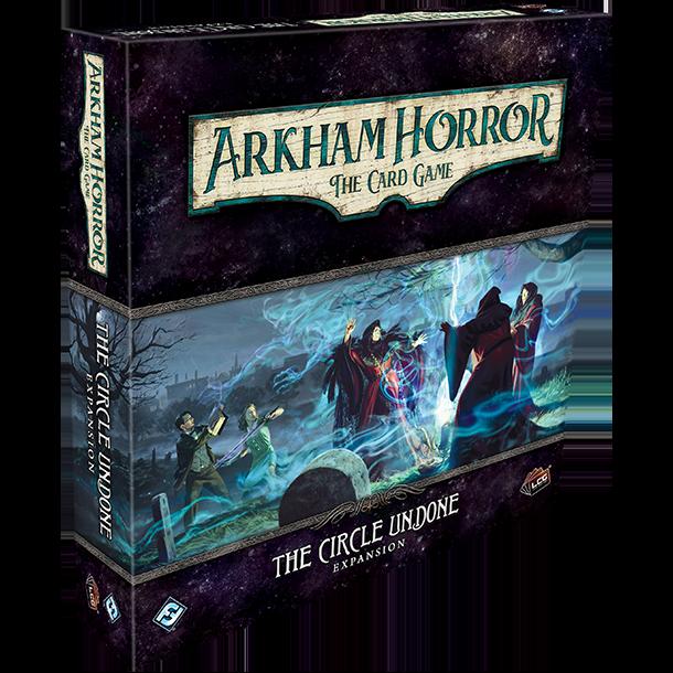 Arkham Horror LCG:  The Circle Undone Deluxe - EN