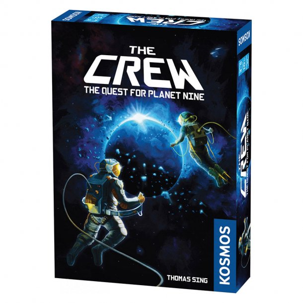 The Crew: The Quest for Planet Nine - EN
