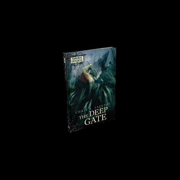 Arkham Novels: The Deep Gate - EN